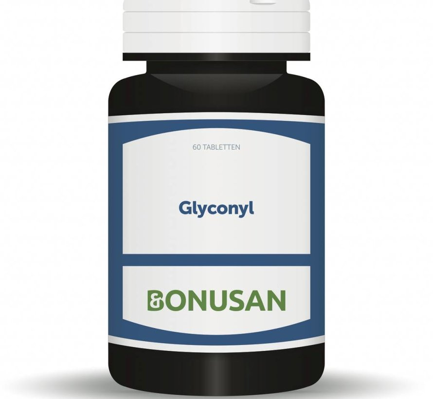 Bonusan Glyconyl 60 tabletten