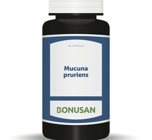 Bonusan BONUSAN MUCUNA PRURIENS 60 CAPSULES