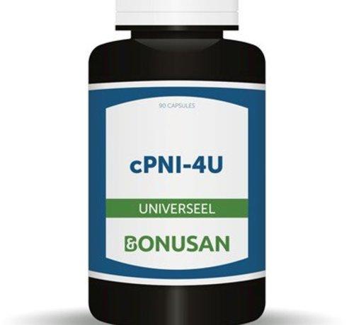 Bonusan Bonusan cPNI-4U 90 capsules