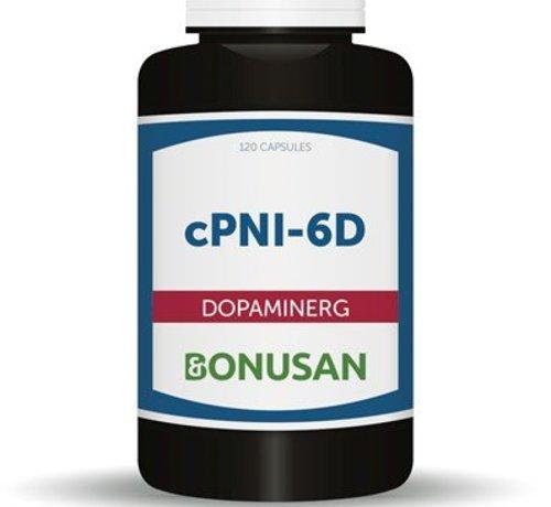 Bonusan Bonusan cPNI-6D 120 capsules