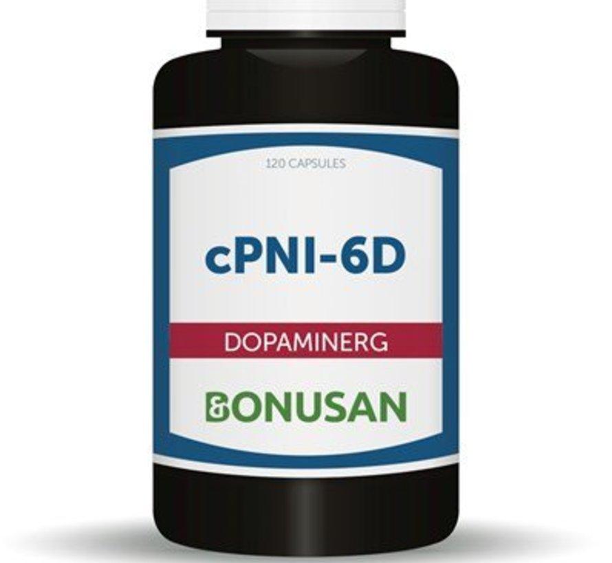 Bonusan cPNI-6D 120 capsules
