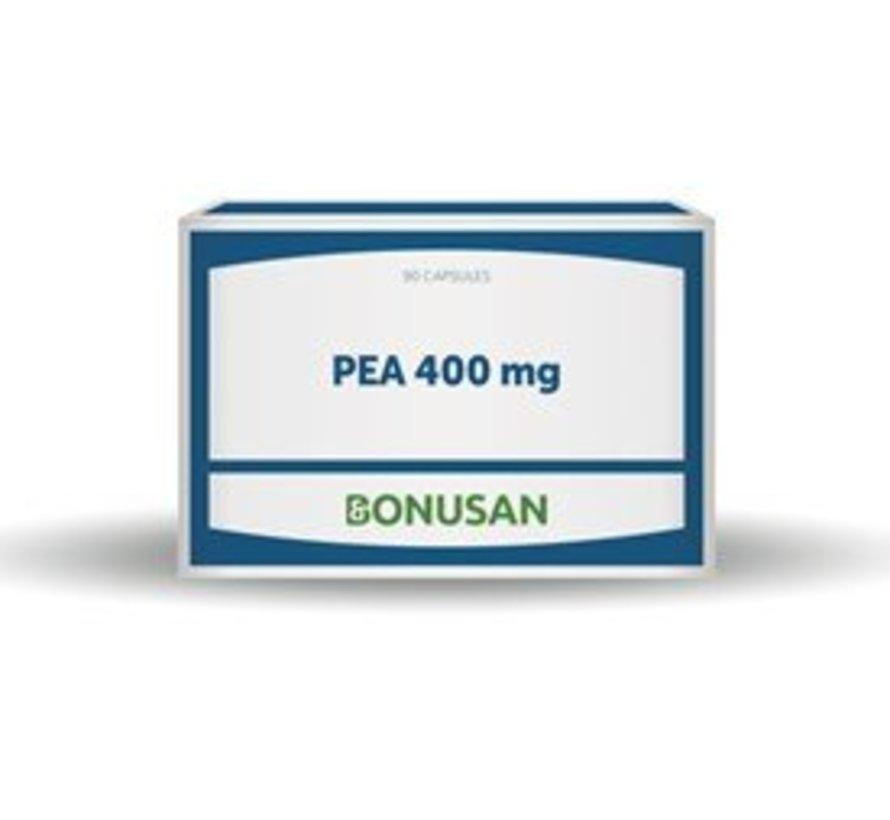 Bonusan PEA 400 mg 90 capsules