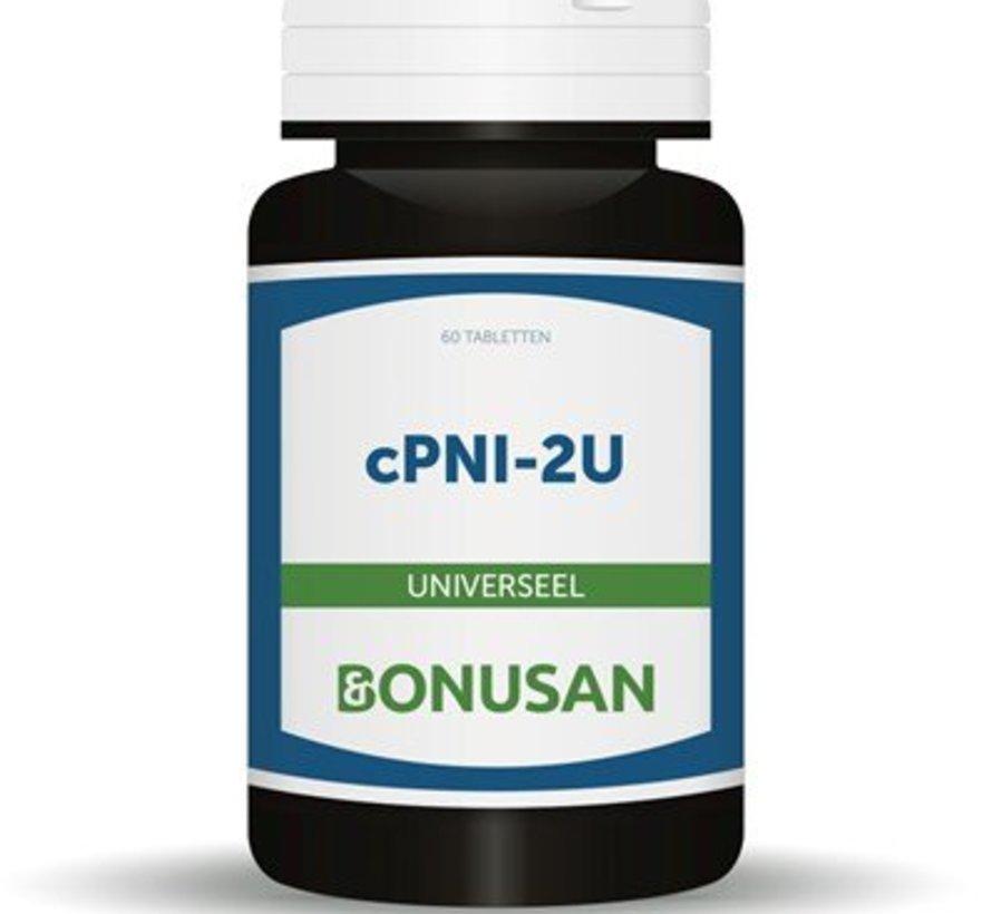 Bonusan cPNI-2U 60 tabletten