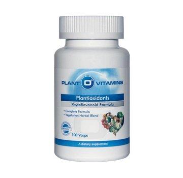Plant O'Vitamins PLANTIOXIDANTS 100 Vcaps Plantovitamins
