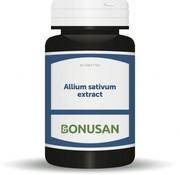 Bonusan Bonusan Allium sativum 60 tabletten