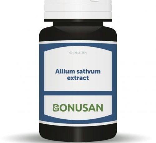 Bonusan Bonusan Allium sativum 60 capsules