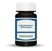 Bonusan Bonusan Actief foliumzuur 400 mcg plus 90 tabletten