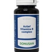 Bonusan Bonusan Actief Vitamine B-complex 60 capsules