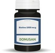 Bonusan BONUSAN BIOTINE 1000 MCG 60 TABLETTEN