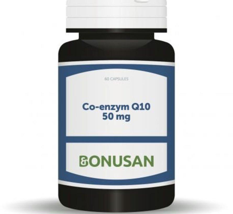 BONUSAN CO-ENZYM Q10 50 MG 60 CAPSULES