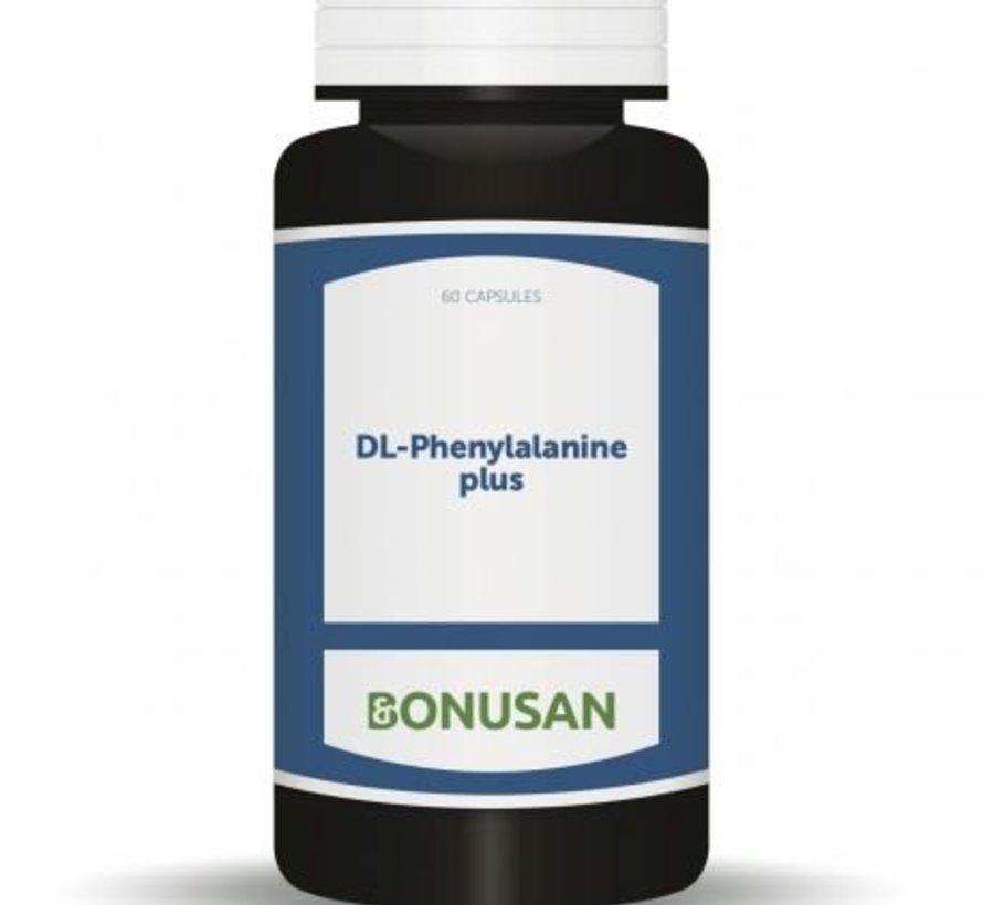 Bonusan DL-Phenylalanine plus 60 capsules