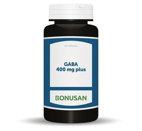 Bonusan Bonusan Gaba 400 mg plus 60 capsules