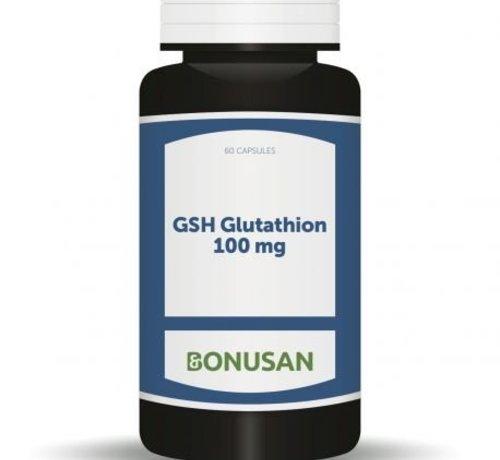 Bonusan BONUSAN GSH GLUTATHION 100 MG 60 CAPSULES