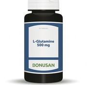 Bonusan Bonusan L-Glutamine 500 mg 60 capsules