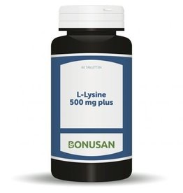 Bonusan L-LYSINE 500 MG PLUS