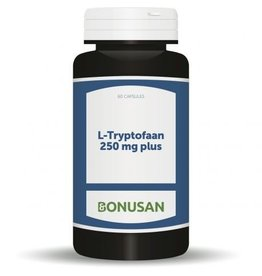 Bonusan L-TRYPTOFAAN 250 MG PLUS