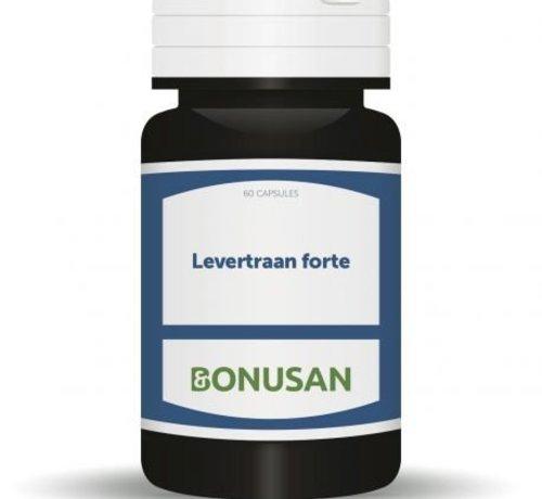 Bonusan BONUSAN LEVERTRAAN FORTE 60 SOFTGELS