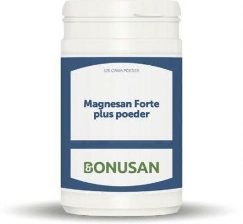 Bonusan Bonusan Magnesan Forte plus poeder 120/240 gram