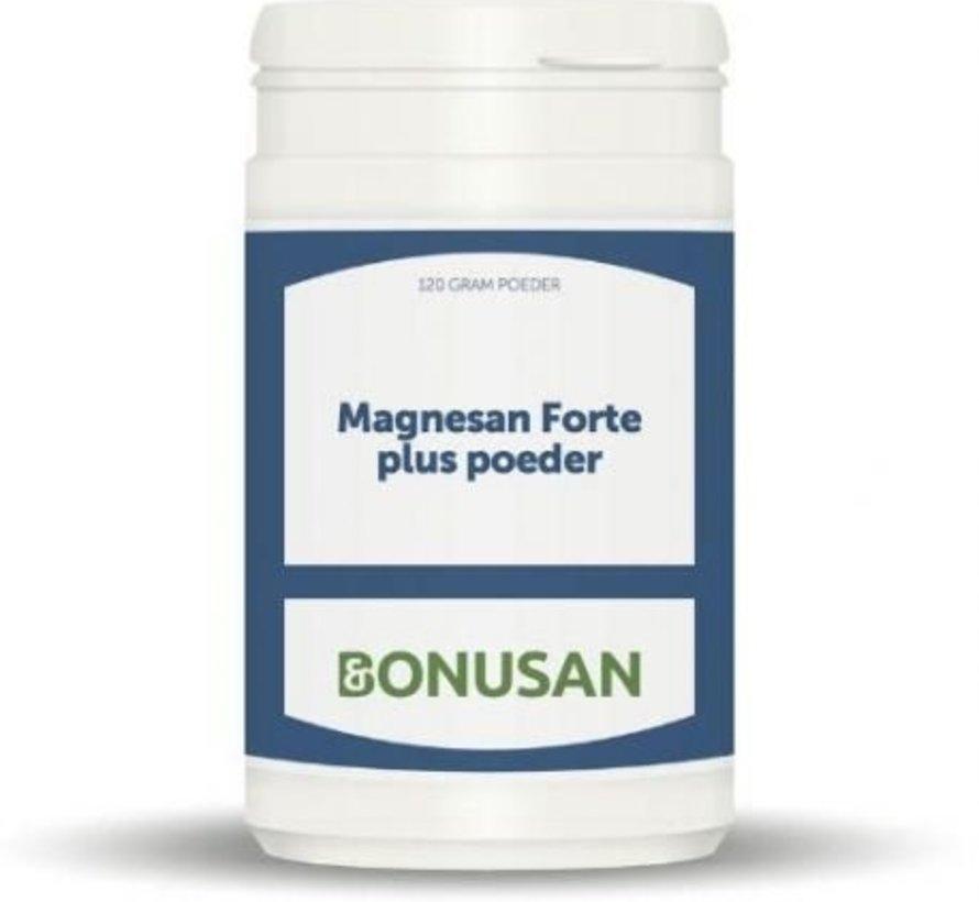 BONUSAN MAGNESAN FORTE PLUS POEDER 120 GRAM