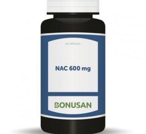 Bonusan BONUSAN NAC 600 MG 60 CAPSULES