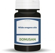 Bonusan Bonusan Wilde oregano olie 60 softgels
