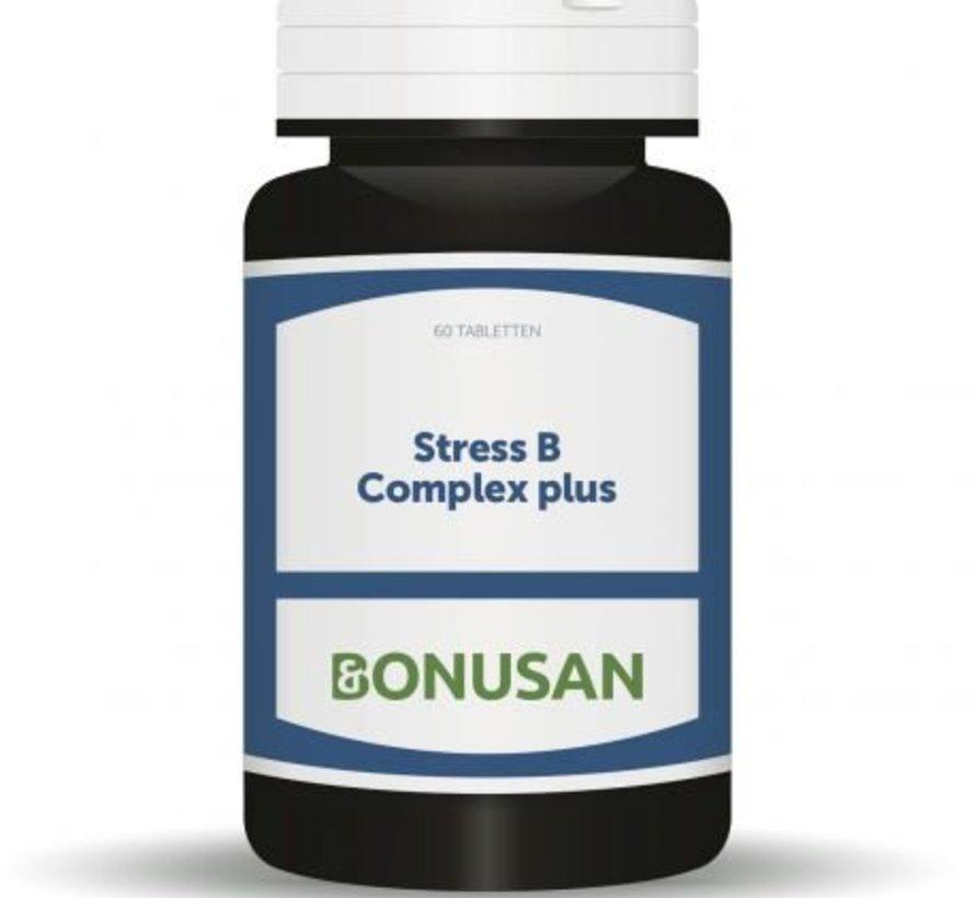 BONUSAN STRESS B COMPLEX PLUS 60 TABLETTEN