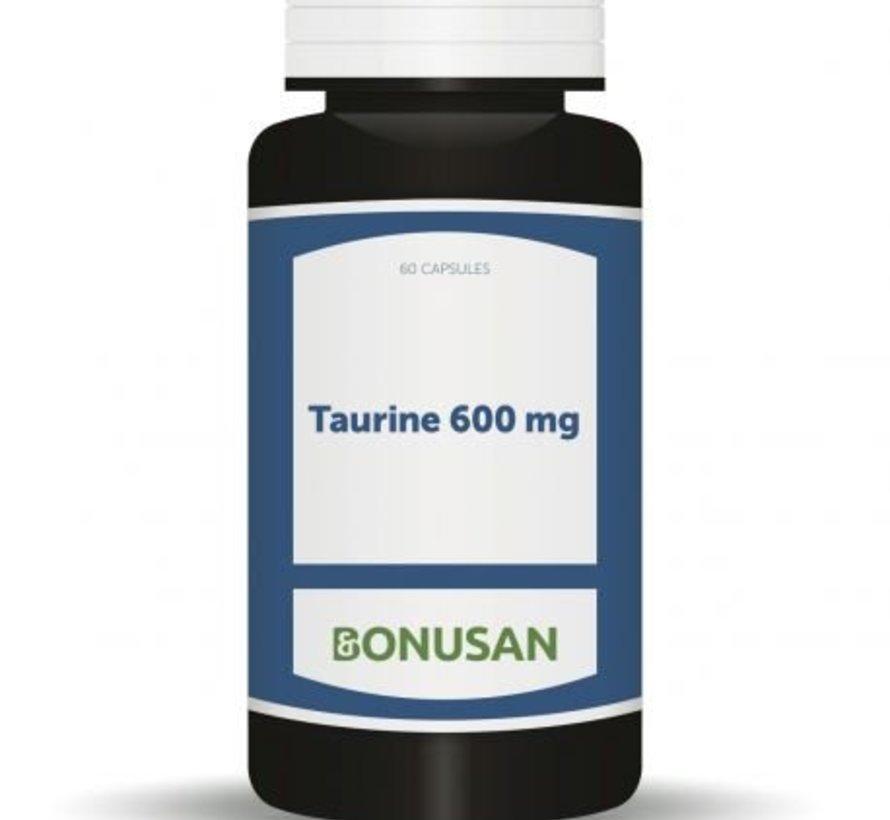 Bonusan Taurine 600 mg 60 capsules