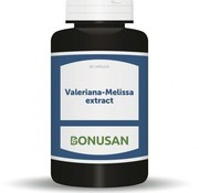 Bonusan Bonusan Valeriana-Melissa extract 90 capsules
