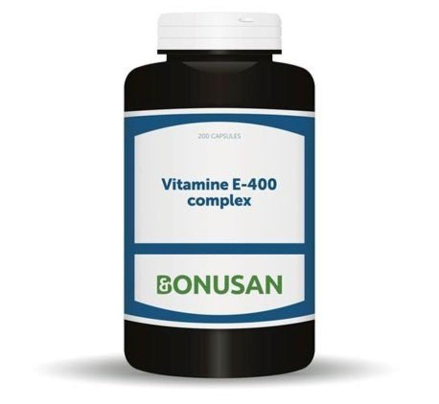 Bonusan Vitamine E-400 complex 60 softgels