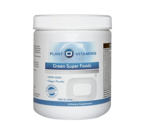 Plant O'Vitamins Green Super Foods 300 gram Plantovitamins