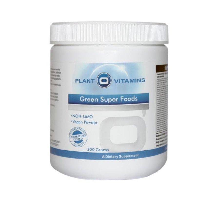 Green Super Foods 300 gram Plantovitamins