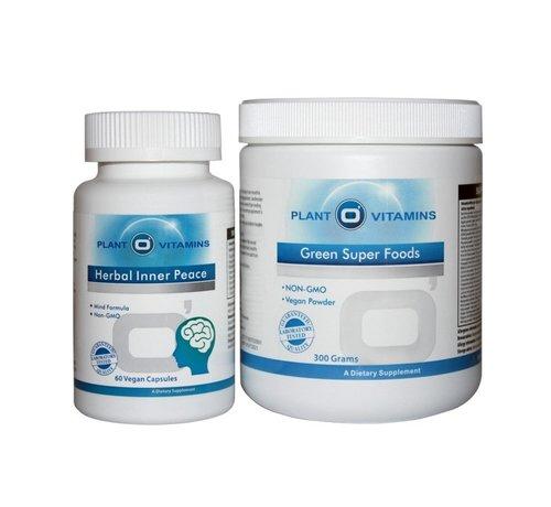 Plant O'Vitamins Voorjaarspakket 1 Plantovitamins