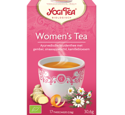 Yogi Tea Yogi Tea Women's Tea