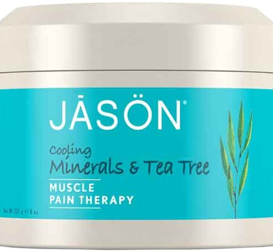 Jasön cooling minerals & tea tree