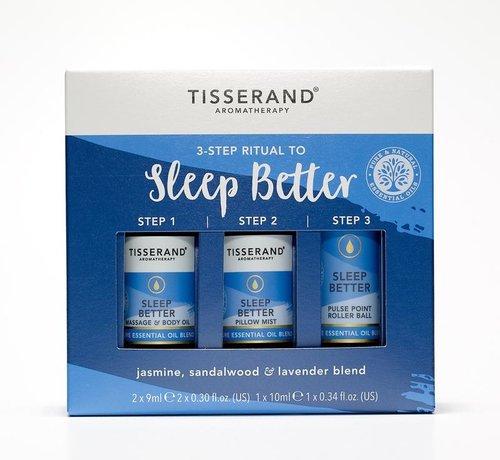Tisserand Tisserand 3-step ritual to sleep better