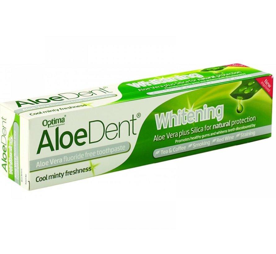 Optima Aloe dent aloe vera tandpasta whitening