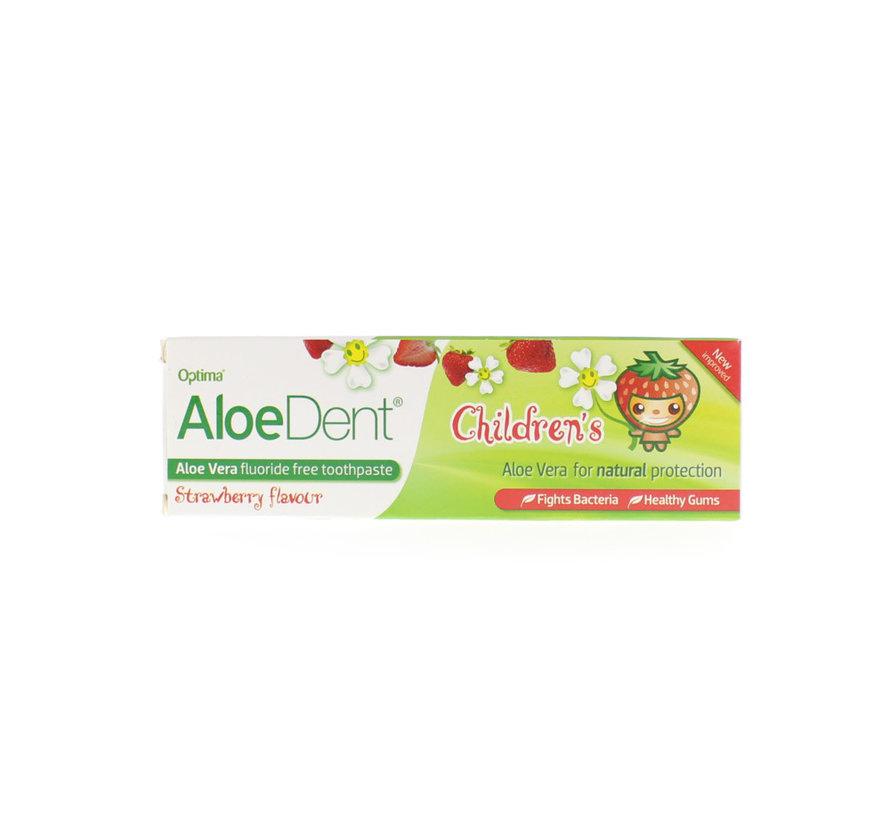 Optima Aloe dent children's toothpaste