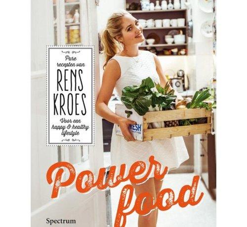 Rens Kroes Powerfood Rens Kroes