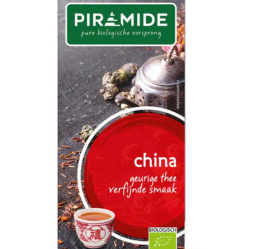 PIRAMIDE CHINA THEE