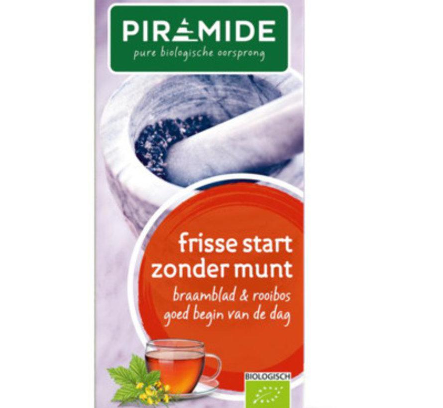 PIRAMIDE FRISSE START ZONDER MUNT