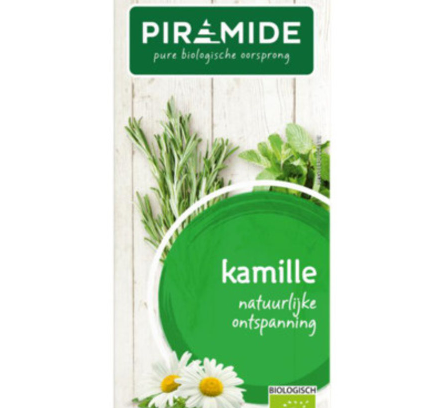 PIRAMIDE KAMILLE THEE
