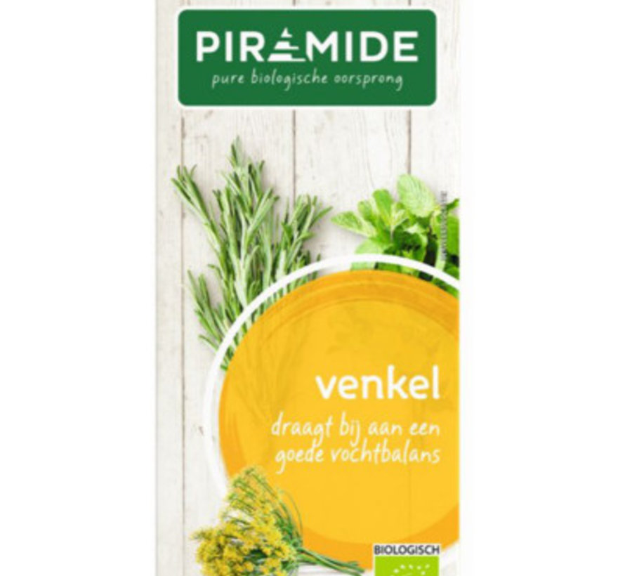 PIRAMIDE VENKEL THEE