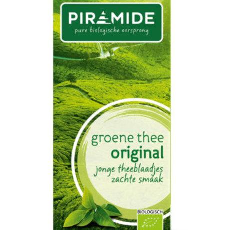 Piramide Piramide groene thee original