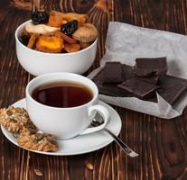 Thee en Chocola