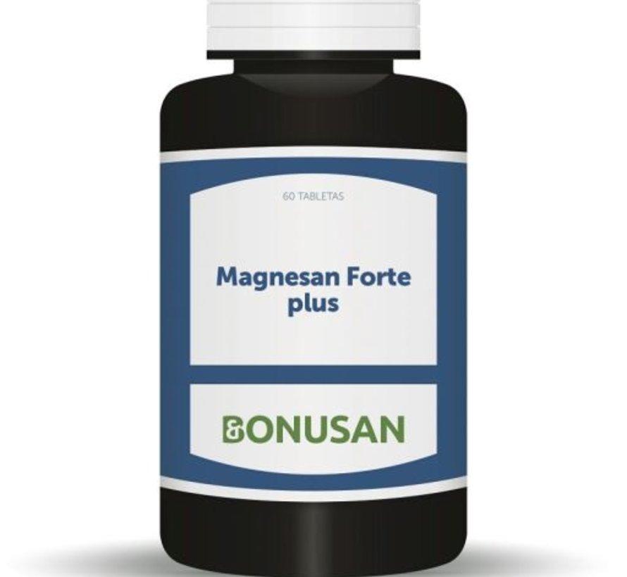 Bonusan Magnesan Forte plus 60/160 tabletten