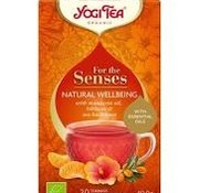 Yogi Tea YOGI TEA  FOR THE SENSES NATURAL WELLBEING