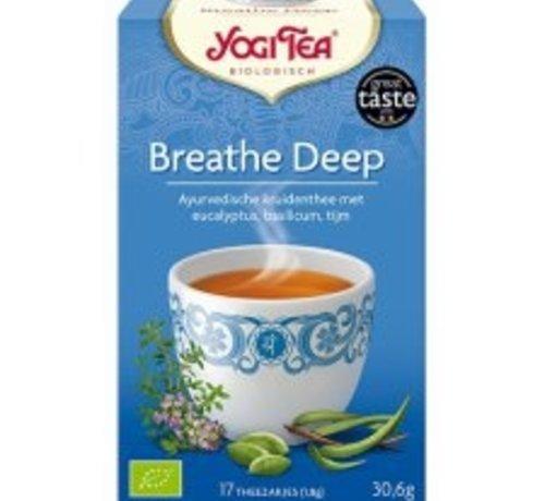 Yogi Tea Yogi Tea Breathe Deep
