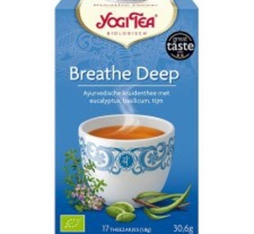 Yogi Tea Breath Deep