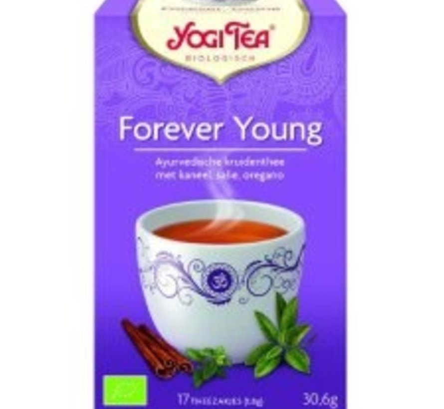Yogi Tea Forever Young