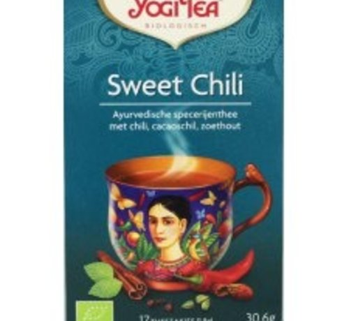 Yogi Tea Yogi Tea Sweet Chili